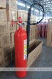 extintor del acero de aleación del CO2 10lbs