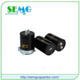 condensador electrolítico de aluminio del ventilador del condensador que comienza de 4700UF 350V