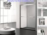 Moderno porta de chuveiro deslizante / cabine de duche / porta de banho de vidro / banheiro