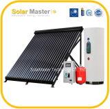 Chaufferette d'eau chaude solaire de norme européenne avec En12976