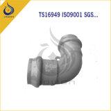 Труба отливки утюга частей CNC подвергая механической обработке с Ts16949