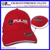Boné de beisebol impresso relativo à promoção do algodão do logotipo (EP-C411130)