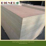 Madera contrachapada comercial del grado de BB/CC para la decoración y la construcción de los muebles