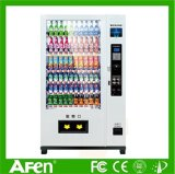 ¡CE aprobado! Vending combinado Machine para Drinks y Snacks