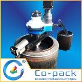 高性能の携帯用管の管の準備をする機械
