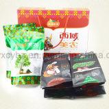 Agrarerzeugnisse, die Beutel des Nahrungsmittelgrades verpacken