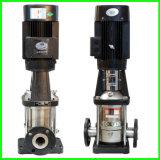 Pompe centrifuge verticale légère d'acier inoxydable