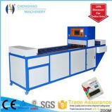 Automatische Papierkarten-Blasen-Verpackmaschine, Cer-Bescheinigung