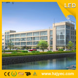 Luz de bulbo de la cubierta transparente A60 LED 8W granangular