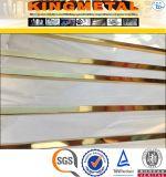 Tube carré titanique sans joint 80X80mm d'ASME Sb338 Gr2