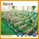 Het Model van de Modellen van de Tentoonstelling van de Modellen van de Scène van de Modellen van de Woningbouw/van de Verkoop van Onroerende goederen