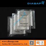 Swab de coton industriel sans poussière pour nettoyage de composants électroniques avec SGS