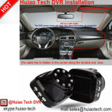 Дешевый камкордер DVR автомобиля техника Huiao с G-Датчиком, камерой DVR-1506 автомобиля 5.0mega CMOS