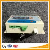 Medidor da velocidade do vento do anemómetro do uso da construção