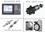 ¡Ingeniero de ultramar Vmc850 disponible! Centro de torno del CNC del centro de mecanización del CNC