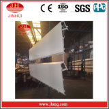 Fachada de aluminio blanca para la pared de cortina (JH176)
