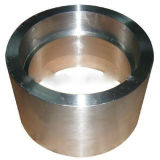 Tubos calientes forjados del acero de carbón de la forja del acoplador ASTM A182 F316 del tubo inoxidable del tubo