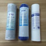 RO Domestic Water Filter System del plástico con Stand y Gauge
