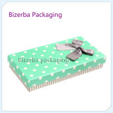 Fördernder steifer Papiergeschenk-Verpackungs-Kasten