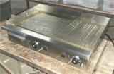 Griglia e piastra elettriche commerciali per cuocere alimento alla griglia (GRT-E740-2)