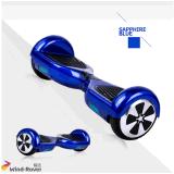Миниый перемещаясь собственной личности скейтборда колес доски 2 Hover самокат электрической балансируя