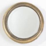 De ronde parelde de Frame Spiegel van de Muur voor de Decoratie van het Huis