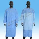 Vestido quirúrgico del funcionamiento de SMS Steriled, capa disponible del funcionamiento