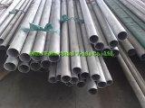 A qualidade superior 201 202 deformou a tubulação de aço no preço barato