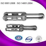 Cadeia de metal destacável de forjamento de ferro fundido industrial para transmissão