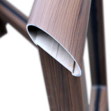 Balustrade en aluminium colorée de profil de la qualité Kz288