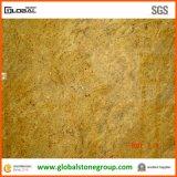 Het natuurlijke Gouden Graniet van Kashmir voor Countertops