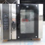 Professionele S/S 5 Oven van de Convectie van het Brood van China van Dienbladen de Elektrische Commerciële (zmr-5D)