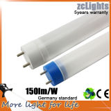 5years Warranty LED Electron Tube con 150lm/W
