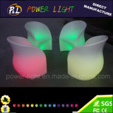 Geleuchtete LED Möbel des Ereignis-Möbel-Aufenthaltsraum-Möbel mit Ferncontroller