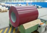 La estructura de acero que construye la bobina del acero inoxidable tasa PPGL/PPGI
