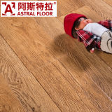 Registered Real Wood Texture Laminate Flooring (AY7011)