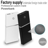 Nueva Design Fashionable Quick Charging Power batería 6000mAh de 2016