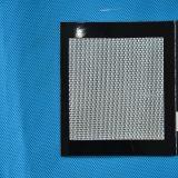 Telas de la fibra de vidrio, tela del hilado de la fibra de vidrio, armadura de tela cruzada de la tela, armadura llana