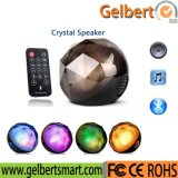 LED 원격 제어 가벼운 마술 수정 구슬 Bluetooth 스피커