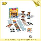 Jogo de cartão das crianças/brinquedos educacionais/jogo de mesa