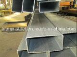 大きい指定の長方形鋼管