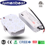 80W LED Retrofit Kits High Power LED Modern High Bay lâmpada para substituir 250W HQI lâmpada