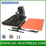 Semi автоматическая твиновская машина передачи тепла сублимации таблицы