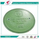Крышки люка -лаза En124 D400 круглые электрические SMC