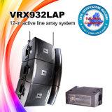 Riga attiva strumentazione di Vrrx932lap dei sistemi acustici del basamento dell'altoparlante di schiera