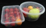 Contenitori di alimento di plastica di Microwaveable pp con il coperchio