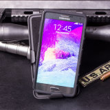 Caja barata del teléfono del defensor de la armadura para Samsung Note4