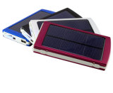 CER RoHS FCC High Capacity Solar Travel Charger 10000mAh Fit für Universal Handy