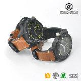 Сделано в wristwatch волокна углерода изготовленный на заказ самого лучшего качества Китая реальном