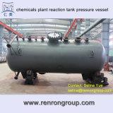 De chemische producten planten Horizontaal Drukvat v-12 van de Tank van de Reactie